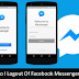 How to Logout Of Facebook Messenger App