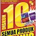 Katalog Promo Hypermart Weekday Awal Pekan 16 - 19 Oktober 2017
