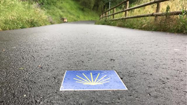 Camino de Santiago por Gorostiza