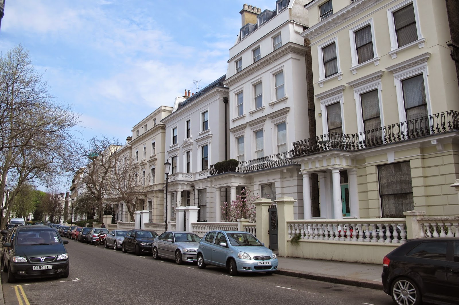 ledbury road notting hill london uk travel adventure. Black Bedroom Furniture Sets. Home Design Ideas
