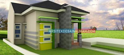Arsitek Desain Rumah Type 98