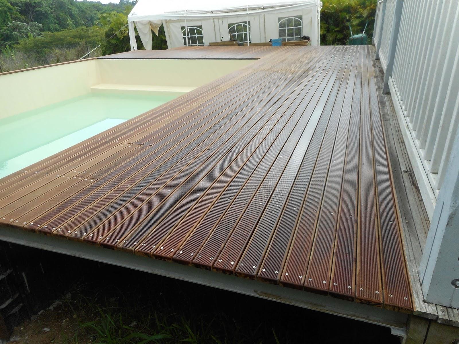 Solutions Composites Structure De Terrasse En Guadeloupe - Materiaux composite pour terrasse