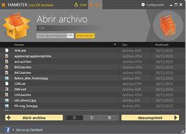 Download Hamster Free ZIP Archiver