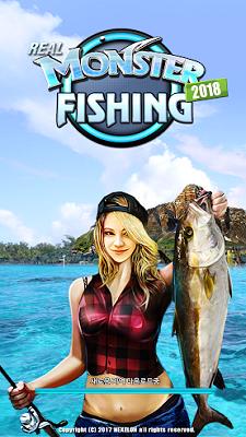 Monster Fishing 2018 mod apk