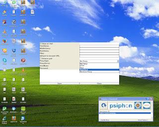 Psiphon Handler exe for Windows PC