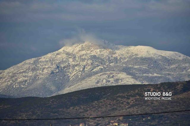 Έκτακτο δελτίο κακοκαιρίας για την Πέμπτη με χιόνια, καταιγίδες και παγετό στην Πελοπόννησο