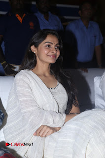 Tamil Actress Singer Andrea Stills in White Salwar Kameez at Narayana Group of Schools Carnival Inauguration  0003.jpg