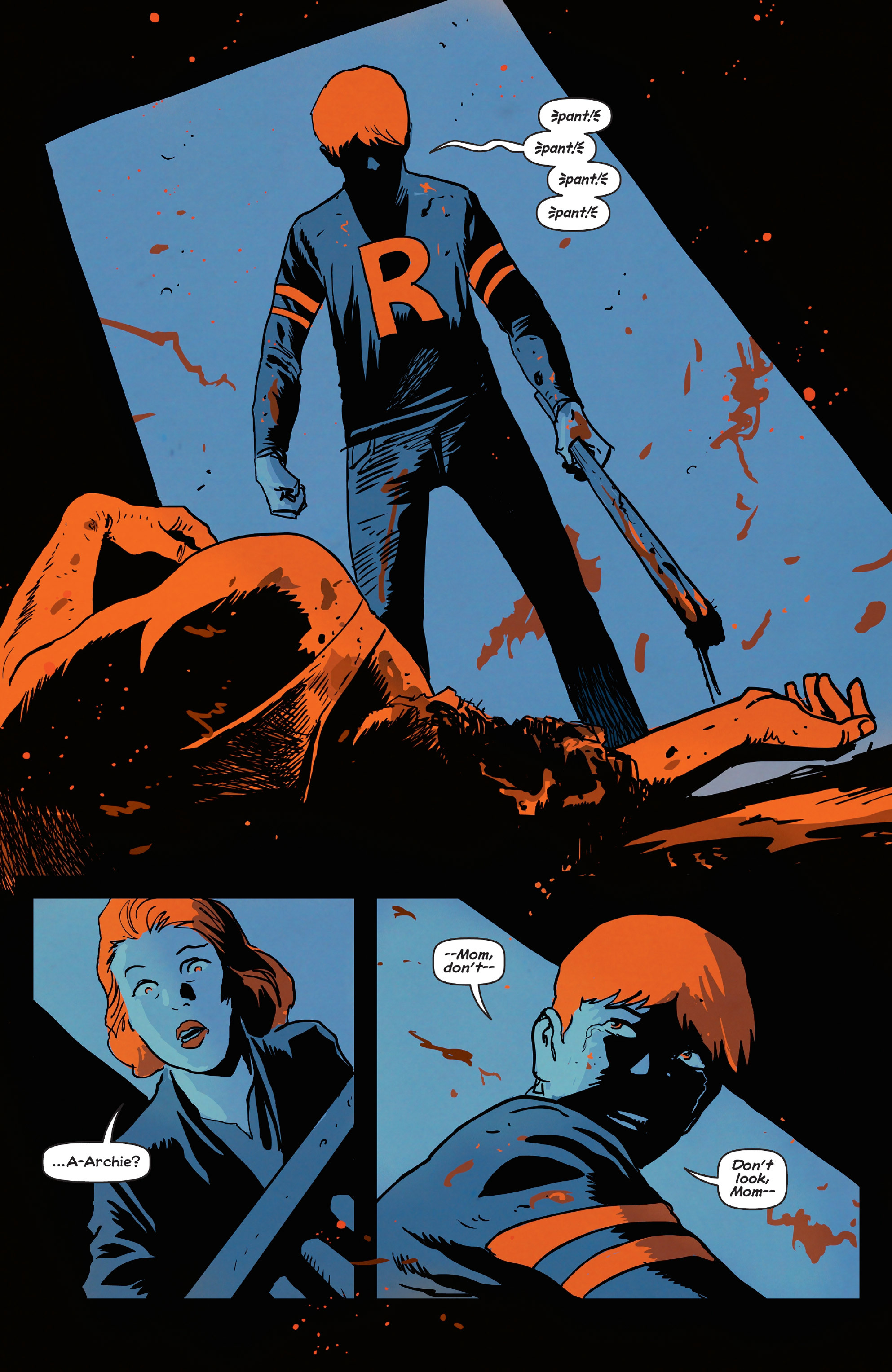 Read online Afterlife with Archie comic -  Issue #4 - 20