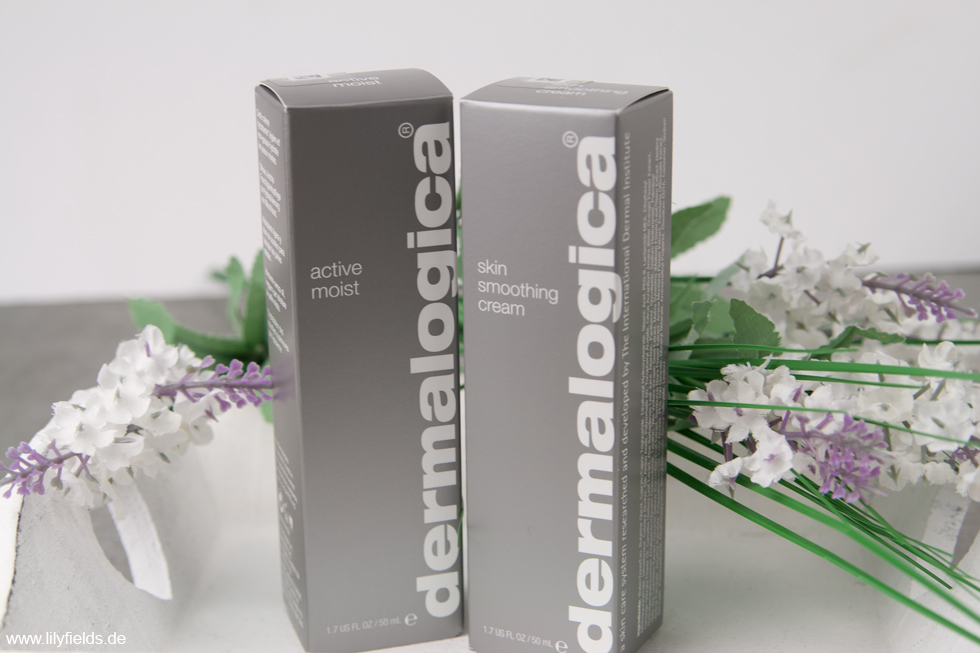 Dermalogica - Active Moist und Skin Smoothing Cream