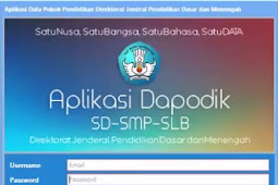 Download Aplikasi Dapodik versi 4.00 Instaler