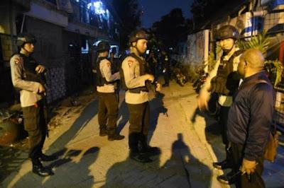 Polri: Papua dan NTT Tidak Ada Jaringan ISIS
