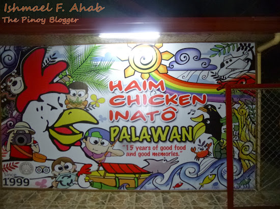 Haim Chicken Inato in Balay Inato