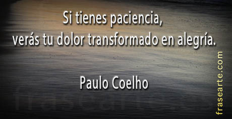 citas motivantes de Paulo Coelho