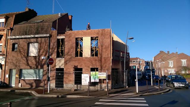 Local param dical quesnoy sur deule 59 mise jour for Delannoy architecte