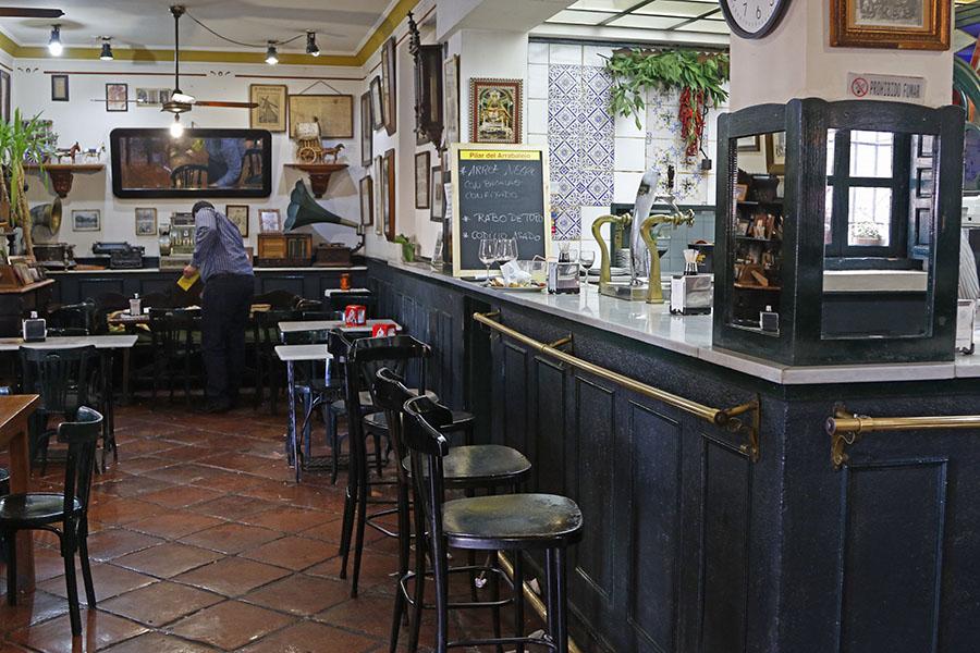 Restaurante Pilar Arrabalejo de Jaén