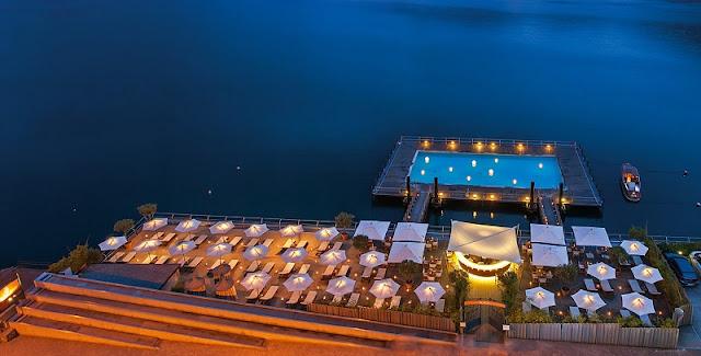 Hotel Grand Tremezzo em Milão