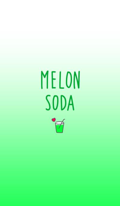 MELON SODA.