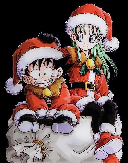 Goku y Bulma