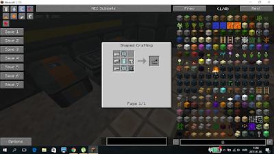 Minecraft 1.7.10 Matter Overdrive