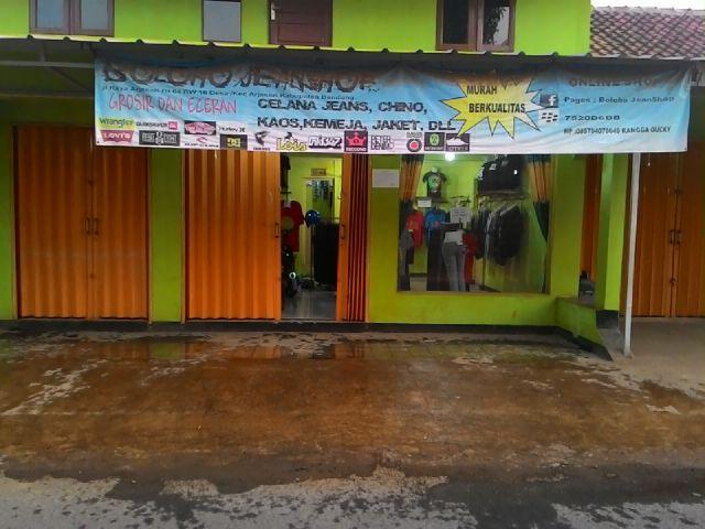 Jeans Bogor