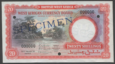 British West African shilling