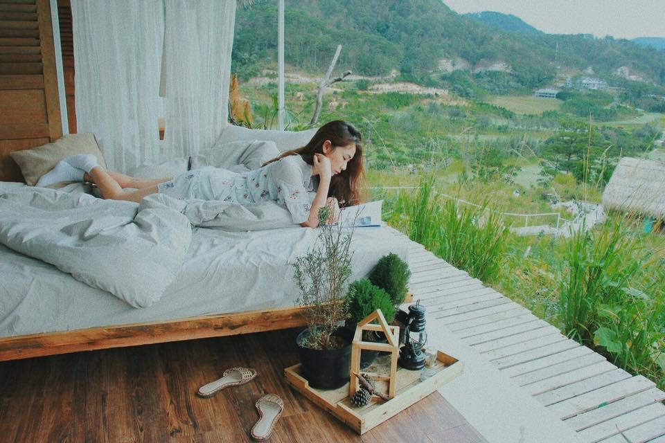 Dắt túi 100k/người check-in 6 homestay ở Đà Lạt có tên lạ mà view đẹp