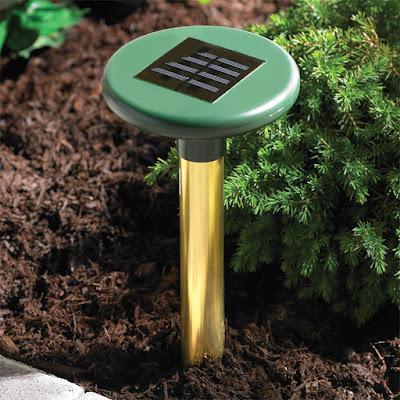 güneş enerjili tarım böcekleri kovucu, solar enerji
