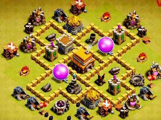Base Coc Th 5 Anti Rata 1