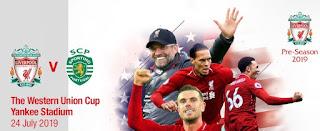 مباشر مشاهدة مباراة ليفربول وسبورتينج لشبونة بث مباشر 25-7-2019 مباراة ودية يوتيوب بدون تقطيع
