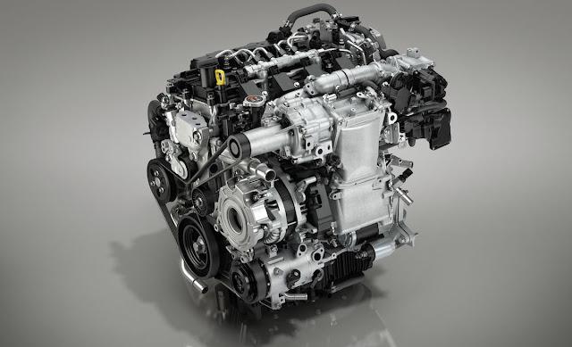 次世代ガソリンエンジン「SKYACTIV-X(スカイアクティブ・エックス)」