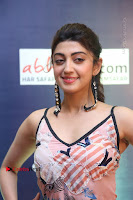 Actress Pranitha Subhash Pos in Short Dress at SIIMA Short Film Awards 2017 .COM 0083.JPG