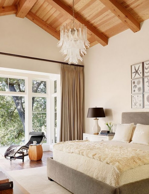 Interesting Ideas To Decorate Ceilings 13