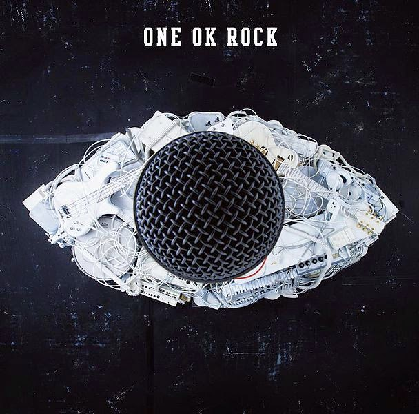 one ok rock jinsei kakete boku wa album