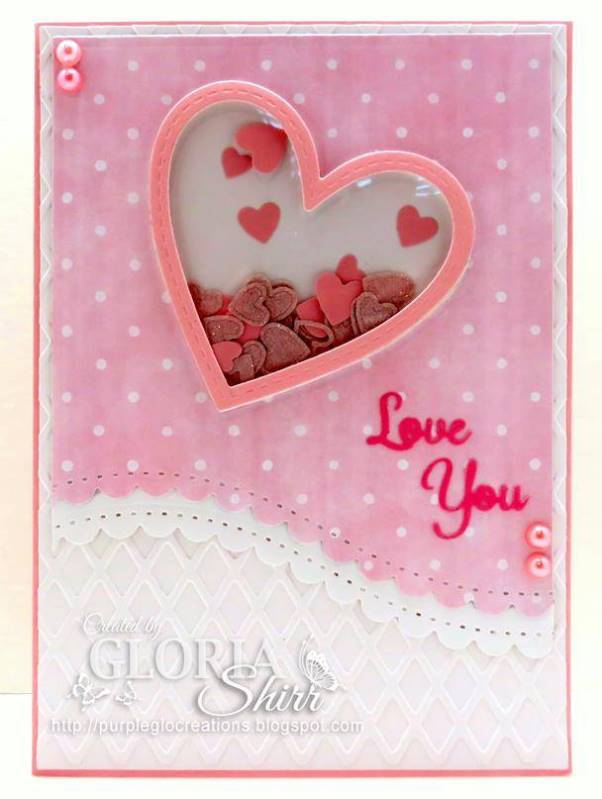 Featured Card at Polkadoodles Craft Challenge