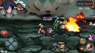 Naruto Senki Storm 4 (Mod All Character) Apk by Sansan'AR  Terbaru