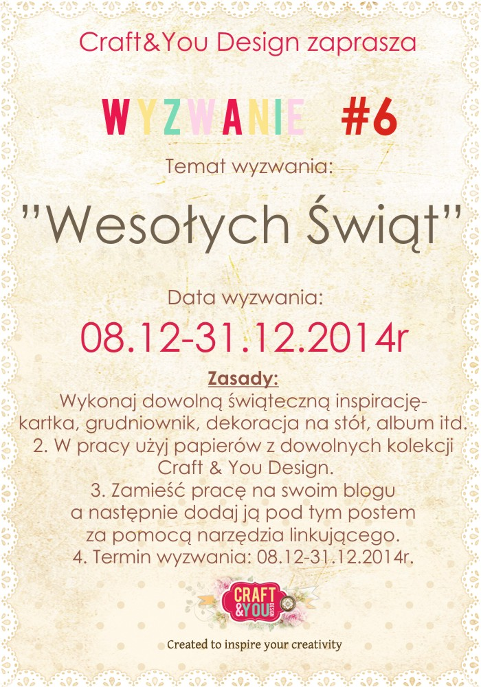 Wygrana w Craft&You Design
