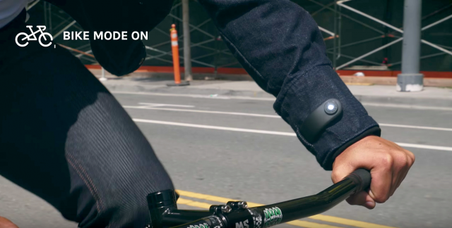 "Google and Levi's Team Up To Make A Touch Sensitive Jacket: ""Levi's Commuter x Jacquard by Google Trucker Jacket"""