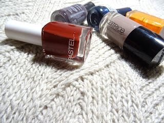 #COLLAB - FALL NAILS INSPIRATION