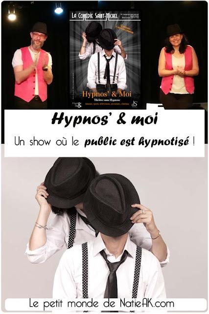 avis Théâtre : Hypno's & moi