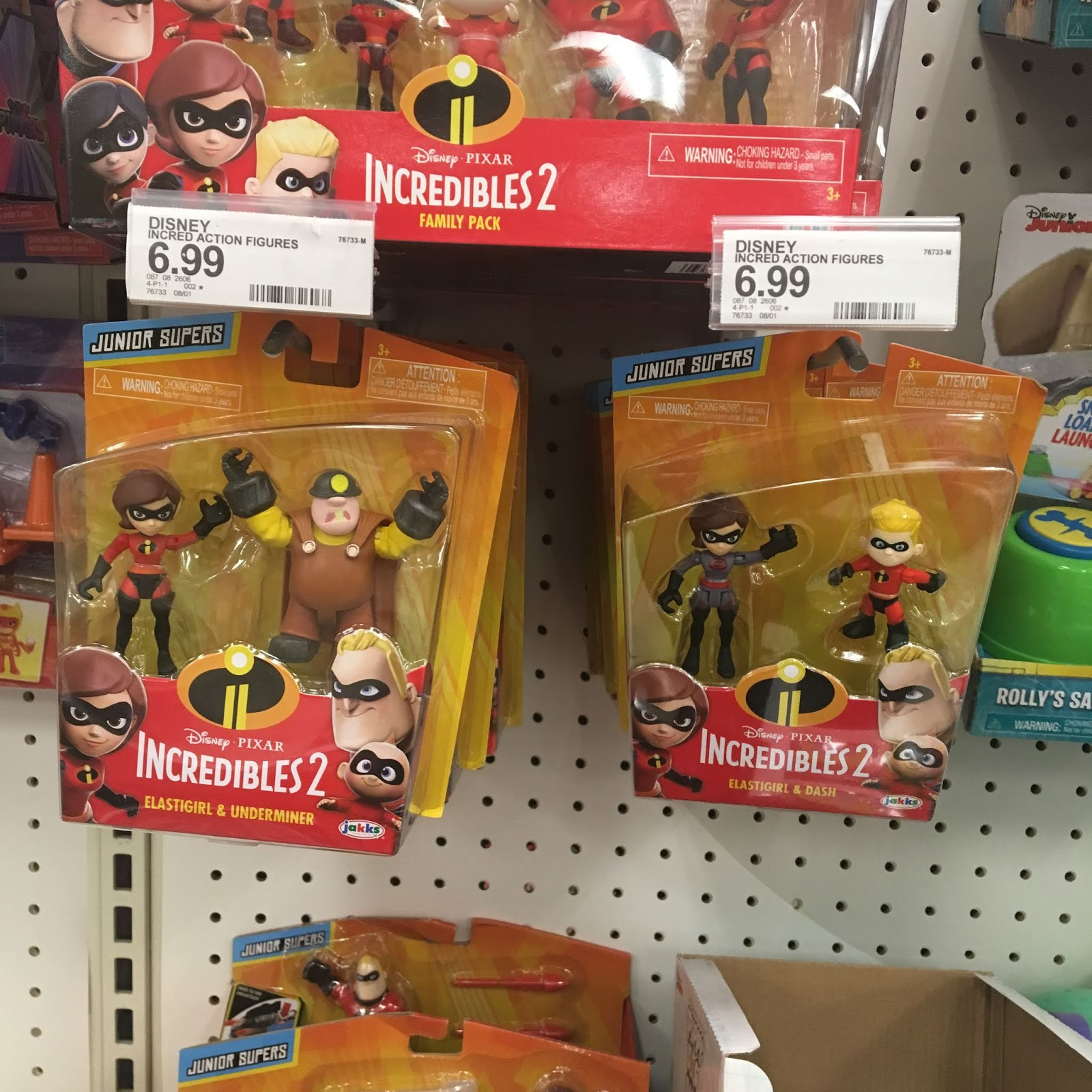 junior supers incredibles 2 wave 2