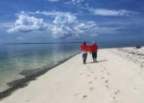 Intip Pantai Tersembunyi Di Wakatobi Taduno