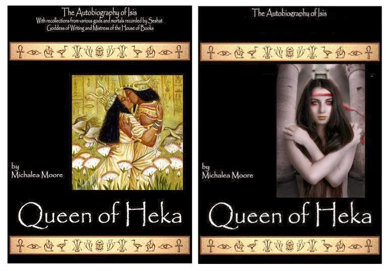Potential covers for Queen of Heka
