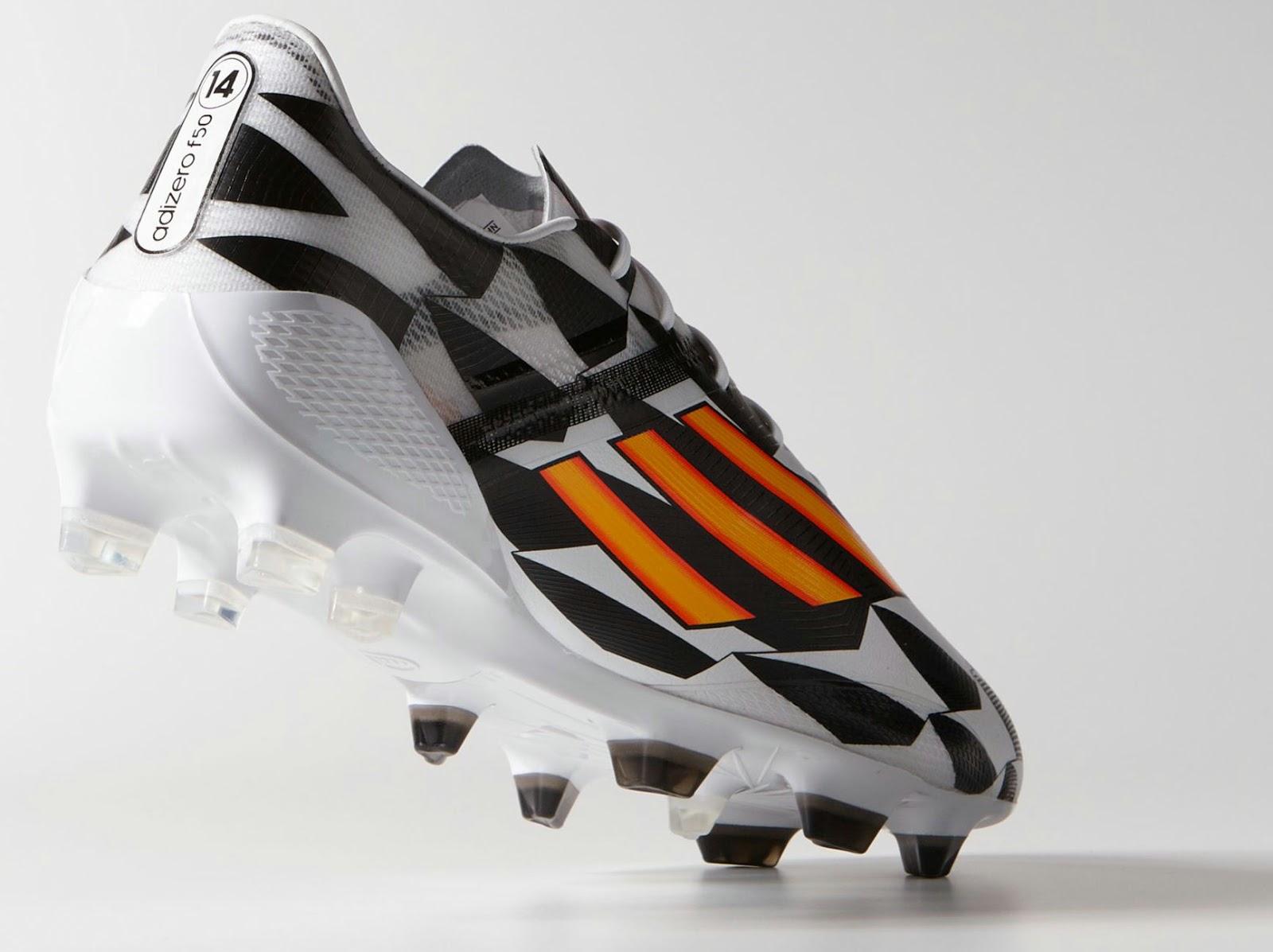 adidas adizero f50 2014 world cup battle pack boot