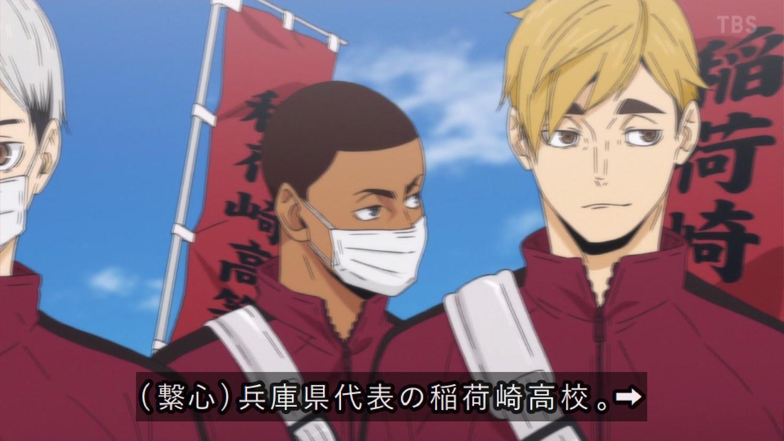 Haikyuu!! Season 4 - Episode 13