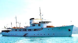 Luxury Crewed Motor Yacht Charter Callisto