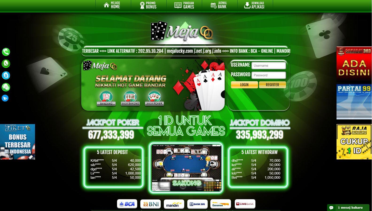 Meja Viral Mejaqq Agen Judi Poker Dominoqq Bandarq Online Terbesar Di Asia