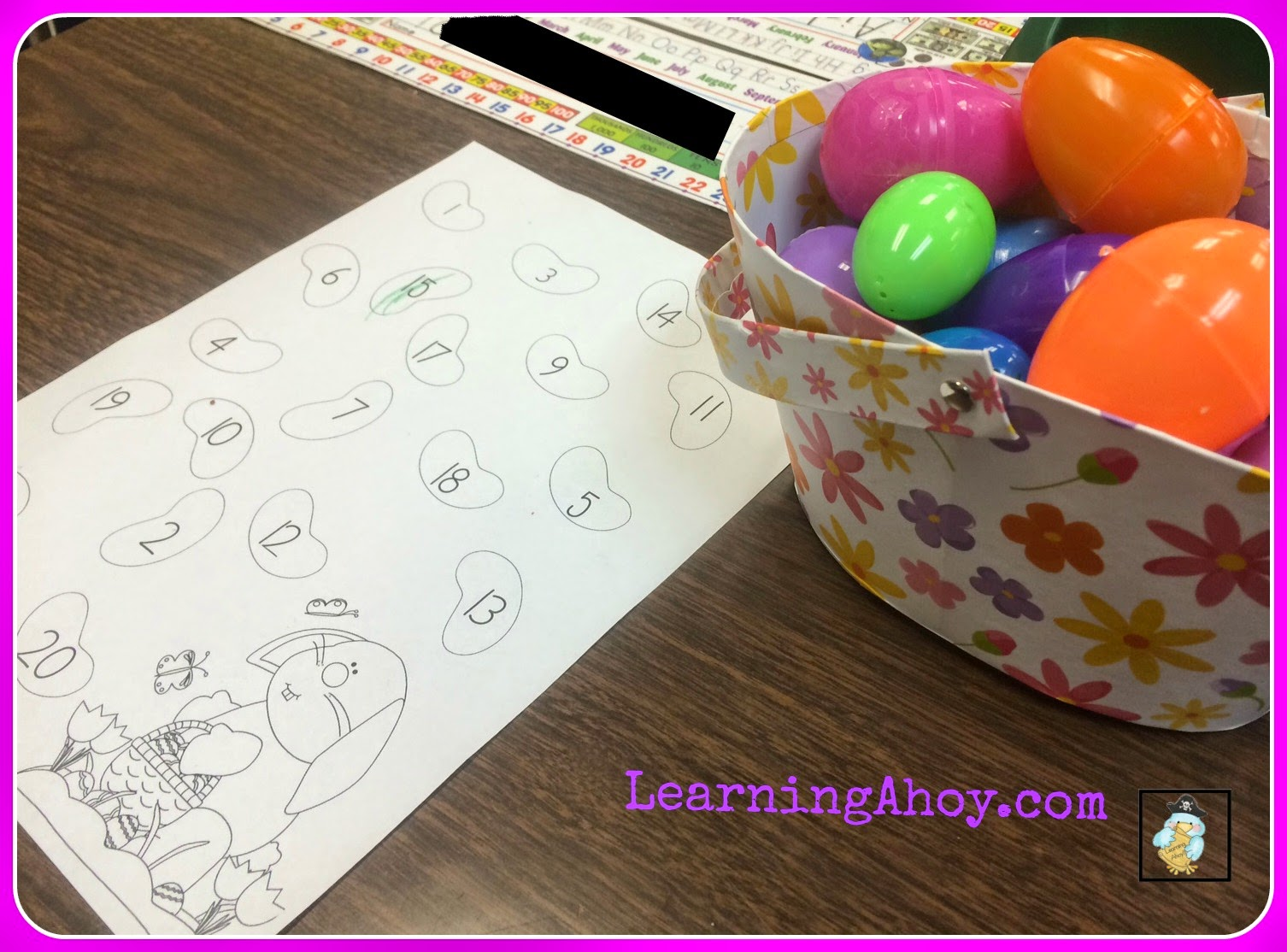 Jelly Bean Numbers Amp Sight Words Freebie