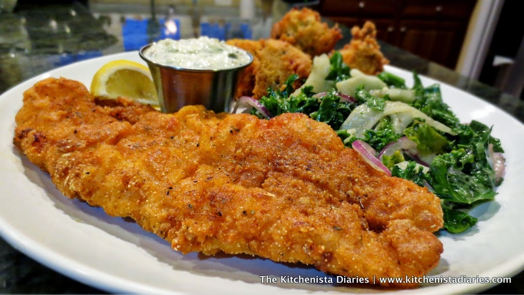 Southern Fried Fish Amp Hush Puppies The Kitchenista Diaries