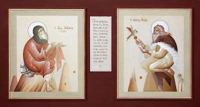 Αντώνιος ο Μεγας _ jan.17 & προφήτης Ηλιας