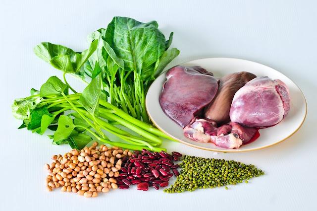 25 Makanan Sumber Zat Besi Alami untuk Kesehatan Tubuh